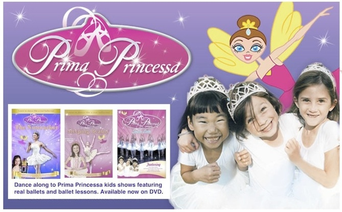 Prima Princessa Kids Shows
