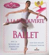 ballet book French Amazon