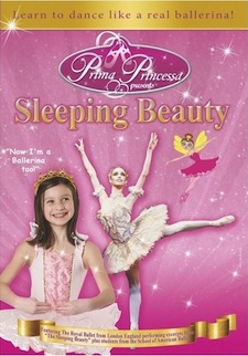 sleeping beauty kids show