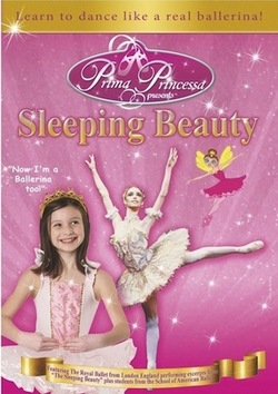 Prima Princessa Sleeping Beauty Kids Show